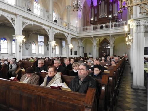 240-lecie założenia zboru warszawskiego