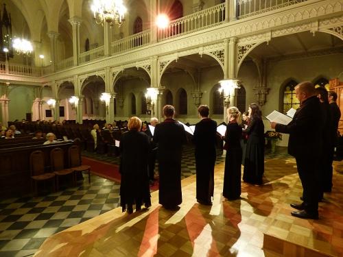 II Noc Świątyń w warszawskim kościele ewangelicko-reformowanym