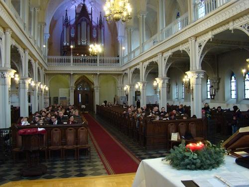 Nabożeństwo 17.12.2017 - Gwiazdka dla dzieci-13