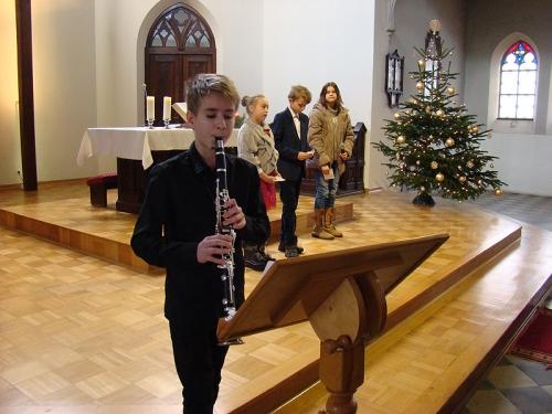 Nabożeństwo 17.12.2017 - Gwiazdka dla dzieci-8