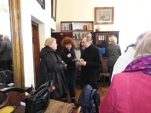 Nabożeństwo 21 stycznia 2018 r. połączone z wręczeniem nagrody ks. M. Jabłońskiemu od Polskiej Rady Chrześcijan i Żydów-11