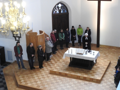 Nabożeństwo z Wieczerzą Pańską 7 stycznia 2017 r.-10
