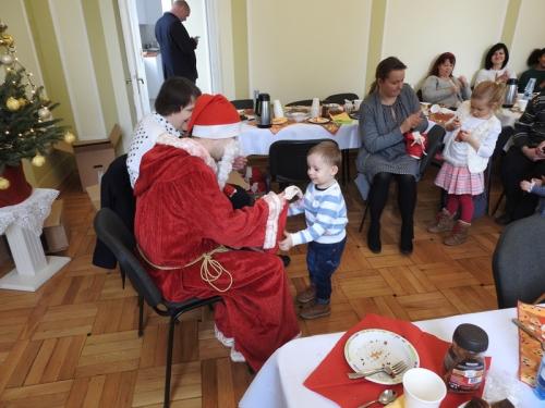 Nabożeństwo i Gwiazdka dla dzieci - 23.12.2018-16