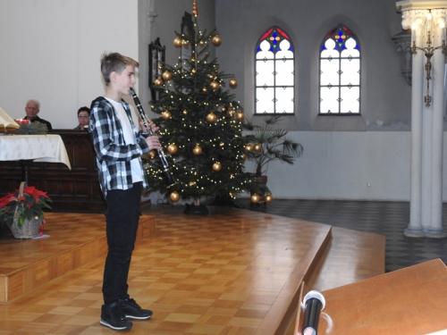 Nabożeństwo i Gwiazdka dla dzieci - 23.12.2018-2