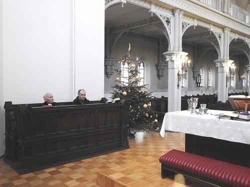 Nabożeństwo noworoczne 1 stycznia 2018 r.-14