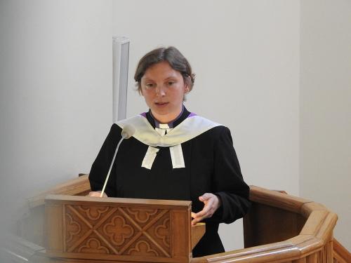 Nabożeństwo z chrztem 23 czerwca 2019 r. Prowadzą ks. Julia Meason i Marta Borkowska-8