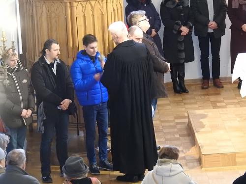 Nabożeńsywo z Wieczerzą Pańską 4 lutego 2018 r.-7