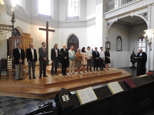 Nowi członkowie zboru - 24.06.2018 r.-4