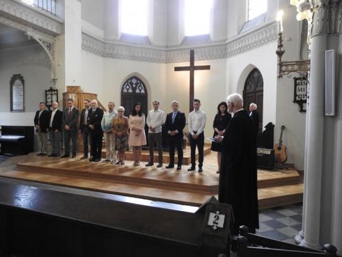 Nowi członkowie zboru - 24.06.2018 r.-5