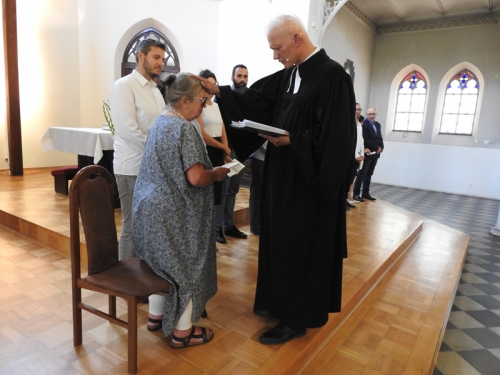 Nowi członkowie zboru i chrzest-11