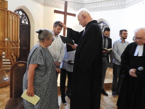 Nowi członkowie zboru i chrzest-12