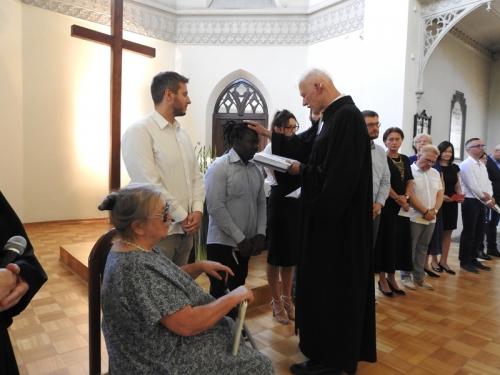 Nowi członkowie zboru i chrzest-13