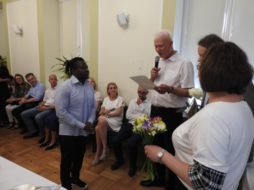 Nowi członkowie zboru i chrzest-16