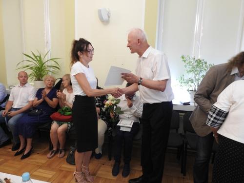 Nowi członkowie zboru i chrzest-19
