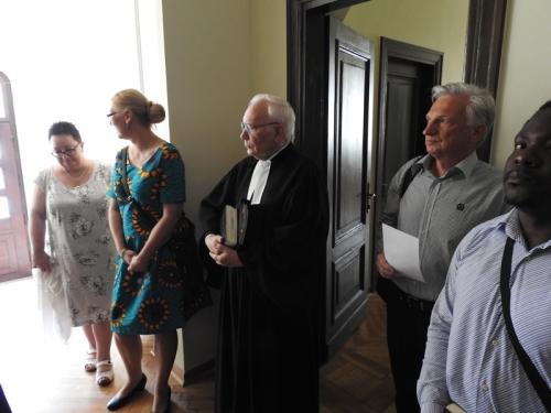Nowi członkowie zboru i chrzest-2
