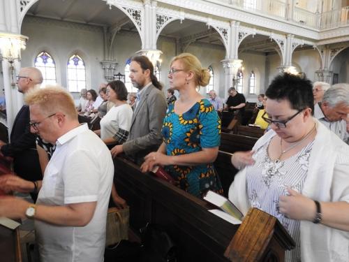 Nowi członkowie zboru i chrzest-4