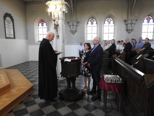Nowi członkowie zboru i chrzest-6
