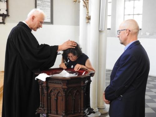 Nowi członkowie zboru i chrzest-7