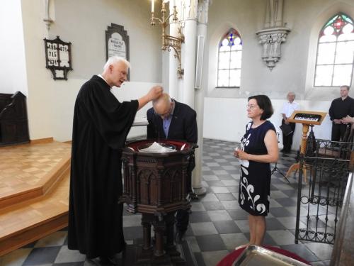 Nowi członkowie zboru i chrzest-8