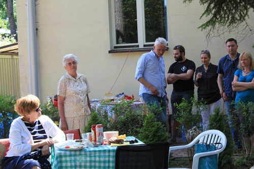 Pierwszy Zborowy Piknik w Józefowie-9