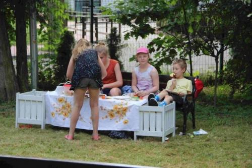 Piknik parafialny w Józefowie - 2018-16