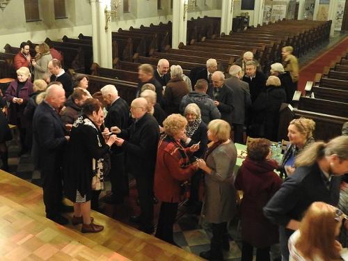 Wigilia parafialna 2017-2