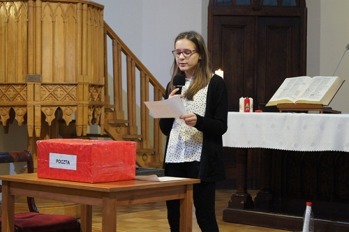 Wigilijne Dzieło Pomocy Dzieciom - 2016