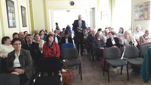 Wiosenne Ogólne Zgromadzenie Zboru - 2 kwietnia 2017 r.
