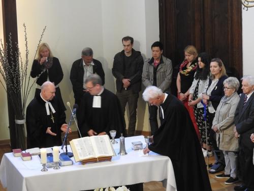 Wizyta przedstawicieli Lippische Landeskirche w Warszawie 19-22 kwietnia 2018-18