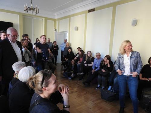 Wizyta przedstawicieli Lippische Landeskirche w Warszawie 19-22 kwietnia 2018-2