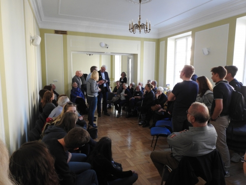 Wizyta przedstawicieli Lippische Landeskirche w Warszawie 19-22 kwietnia 2018-3