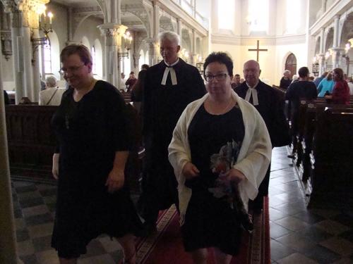 Wprowadzenie w służbę kaznodziei świeckiego Marty Borkowskiej-10