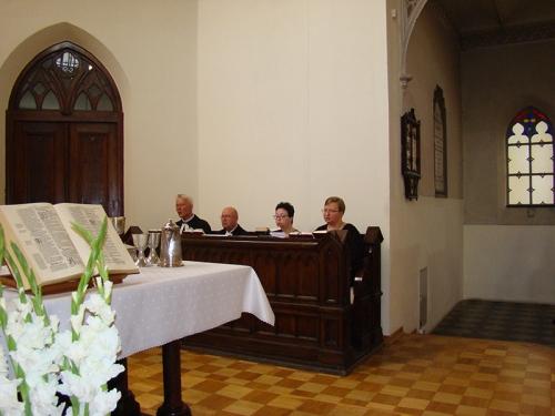 Wprowadzenie w służbę kaznodziei świeckiego Marty Borkowskiej-1