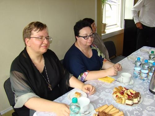 Wprowadzenie w służbę kaznodziei świeckiego Marty Borkowskiej-20