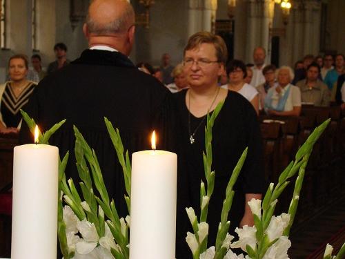 Wprowadzenie w służbę kaznodziei świeckiego Marty Borkowskiej-3