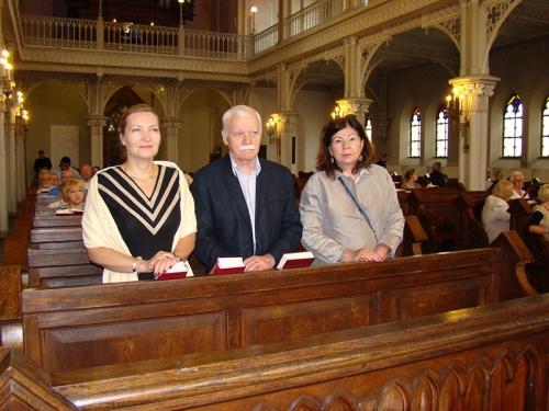Wprowadzenie w służbę kaznodziei świeckiego Marty Borkowskiej-4