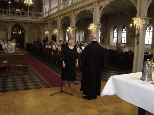 Wprowadzenie w służbę kaznodziei świeckiego Marty Borkowskiej-5