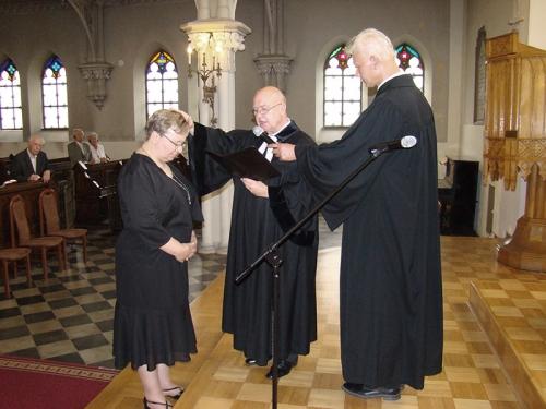 Wprowadzenie w służbę kaznodziei świeckiego Marty Borkowskiej-7