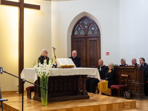 Wprowadzenie w służbę kaznodziei świeckiego W. Scholla-13