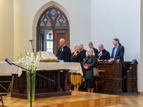 Wprowadzenie w służbę kaznodziei świeckiego W. Scholla-1
