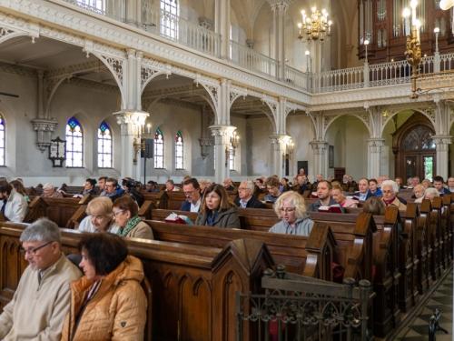 Wprowadzenie w służbę kaznodziei świeckiego W. Scholla-2