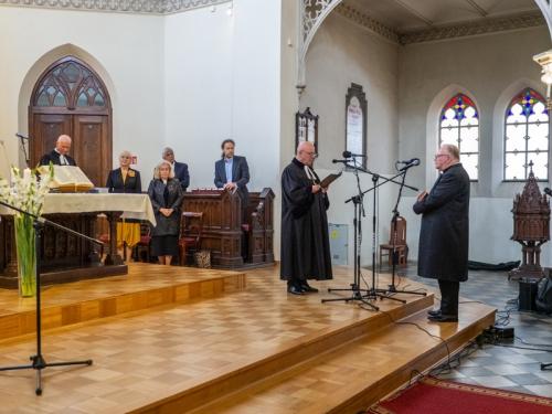 Wprowadzenie w służbę kaznodziei świeckiego W. Scholla-5