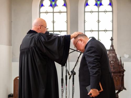 Wprowadzenie w służbę kaznodziei świeckiego W. Scholla-7