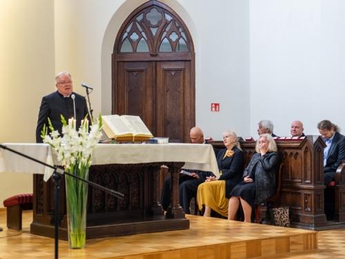 Wprowadzenie w służbę kaznodziei świeckiego W. Scholla-9