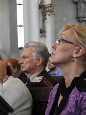 Wprowadzenie w urząd nowego Kolegium Kościelnego-2