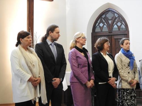 Wprowadzenie w urząd nowego Kolegium Kościelnego-6