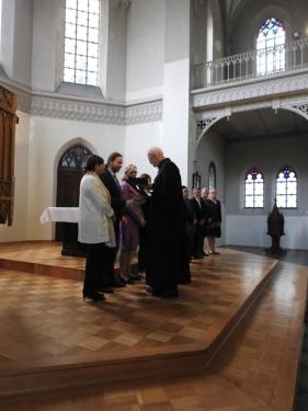 Wprowadzenie w urząd nowego Kolegium Kościelnego-8