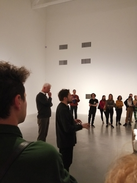 """Wystawa """"Daniel Rycharski Strachy"""" - 03.2019-1"""