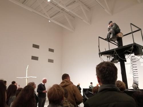 """Wystawa """"Daniel Rycharski Strachy"""" - 03.2019-6"""