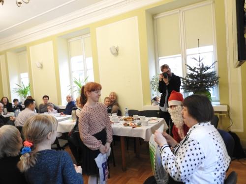 Nabożeństwo i Gwiazdka dla dzieci - 22.12.2019-11